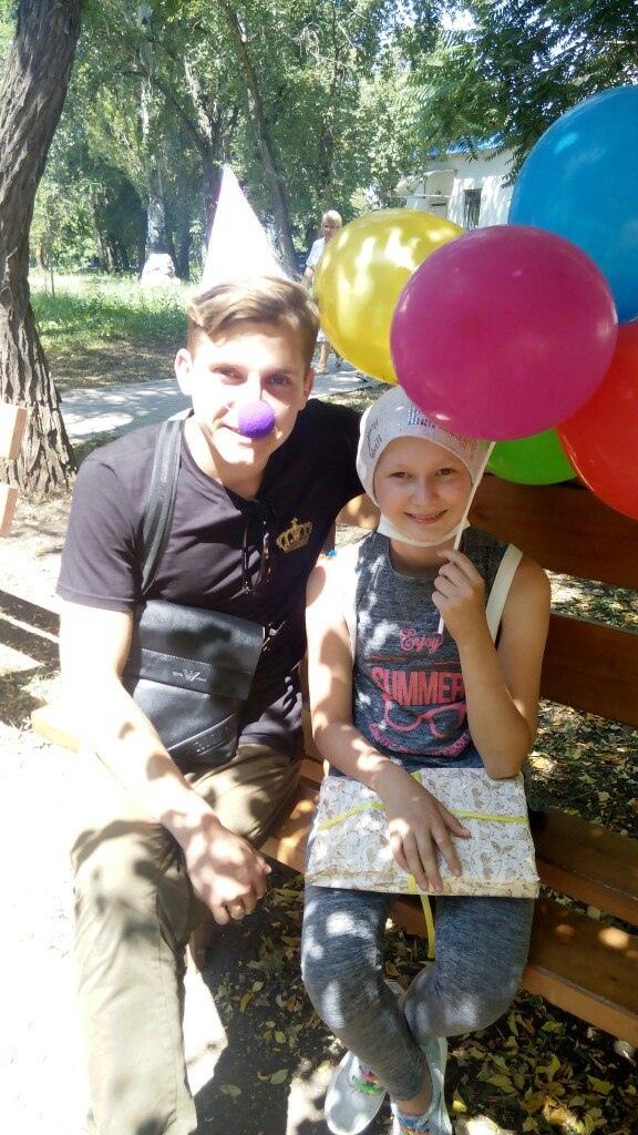 День рождения в детской онкогематологии
