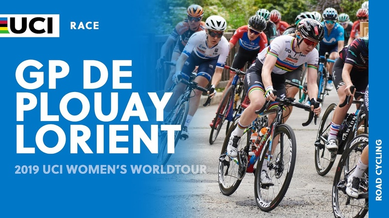 2019 UCI Women's WorldTour – GP de Plouay Lorient Agglomeration Trophée WNT – Highlights