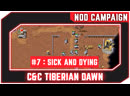Command Conquer Tiberian Dawn - Nod Mission 7 - Sick And Dying (Gabon) [720p]
