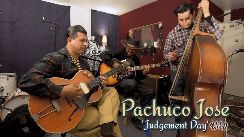'Judgement Day' PACHUCO JOSE (Wild Records) BOPFLIX sessions