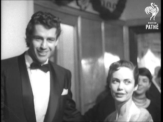 "Selected Originals London  - ""Helen Of Troy"" Premiere (1956)"