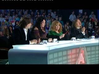"""Сергей Ревтов """"Бомбей Буги"""". Выпуск 6 - Фактор А 2012"""