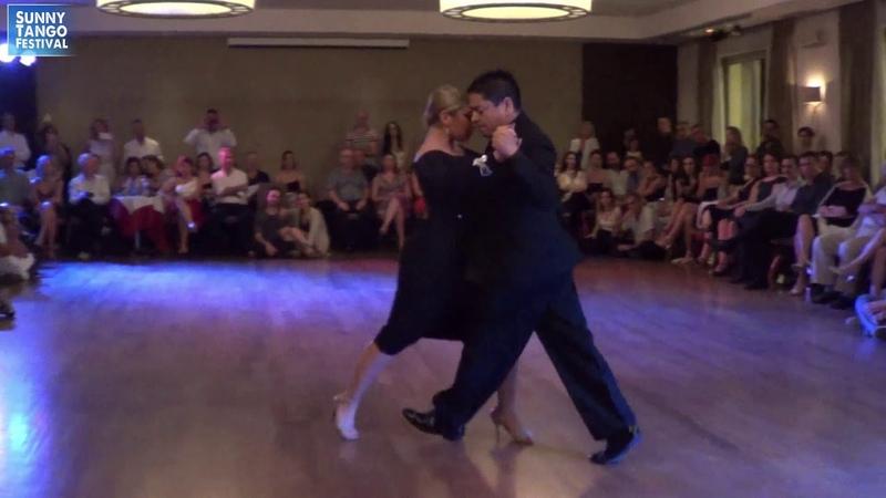 Carlitos Espinoza Noelia Hurtado 2 5 June 2019 Sunny Tango Festival Crete Greece Pugliese