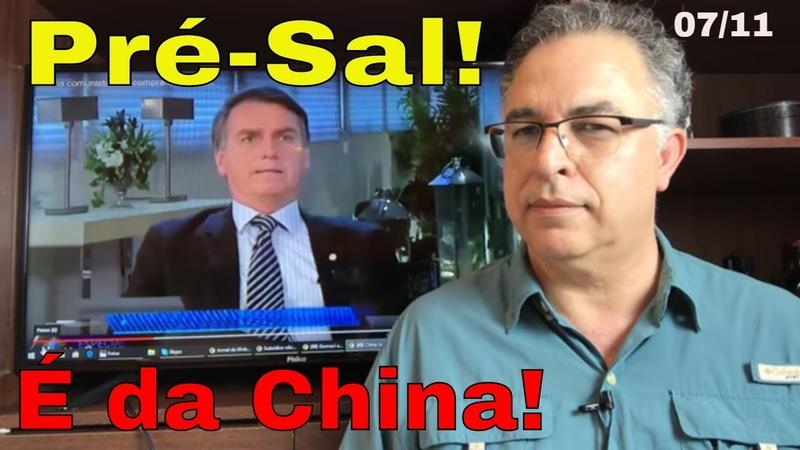 PPP Petróleo, Psicopatas e Picaretas! Brasil (quase) acima de tudo! Olavo e Guedes comandam o show!