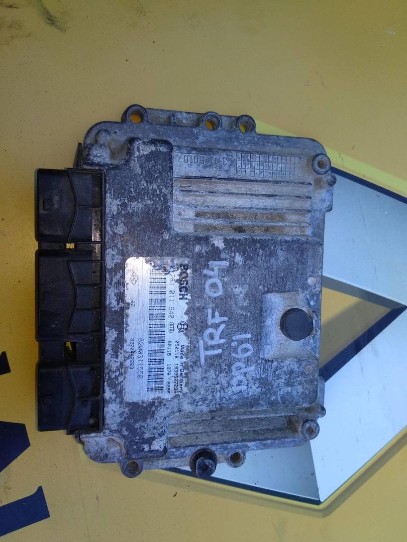 Блок управления двигателем