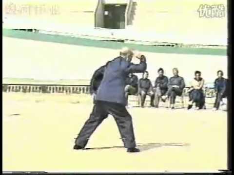 Ушу в Китае после Культурной революции Синъицюань