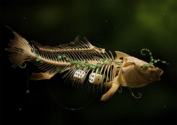 Фотореалистичная живопись цифрового художника Джейми Саньюана