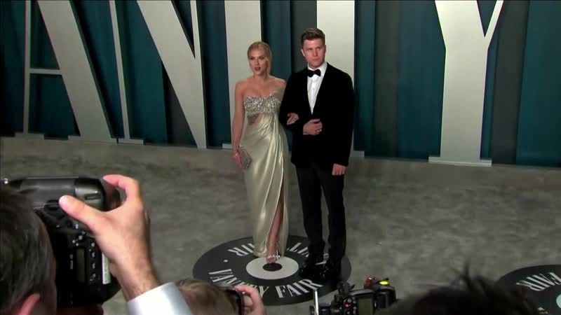 Alessandra Ambrosio Candice Swanepoel Behati Ptinsloo на мероприятии VanityFair Oscars After Party Беверли Хиллз ЛА 9 феврал