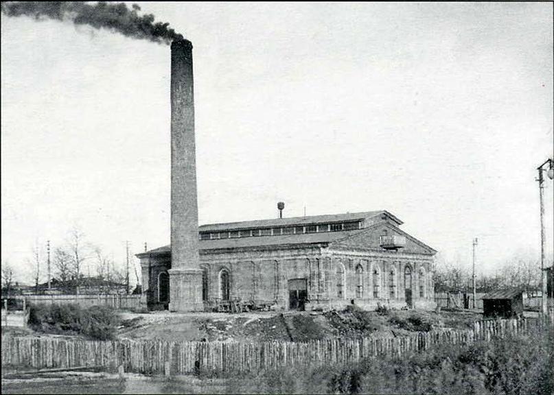 Зарождение эры электричества на Дальнем Востоке (с конца XIX – начало ХХ вв.), изображение №1