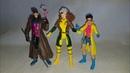 Marvel Select Rogue Action Figure Review PLUS Modification to Legends Scale