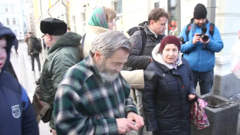 Сергей Мохнаткин. Памяти революционера