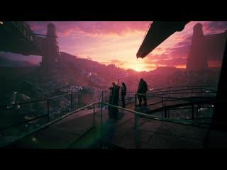 Final fantasy vii remake tokyo game show 2019 trailer