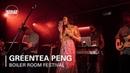 Greentea Peng Boiler Room Festival Day 1 Jazz