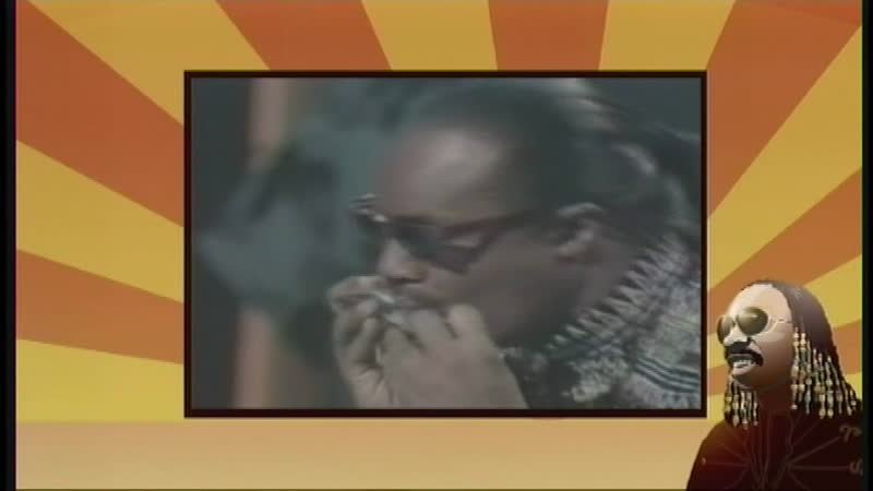 Stevie Wonder We Can Work It Out = Videobiography