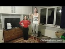 Ekaterina Lisina height comparison