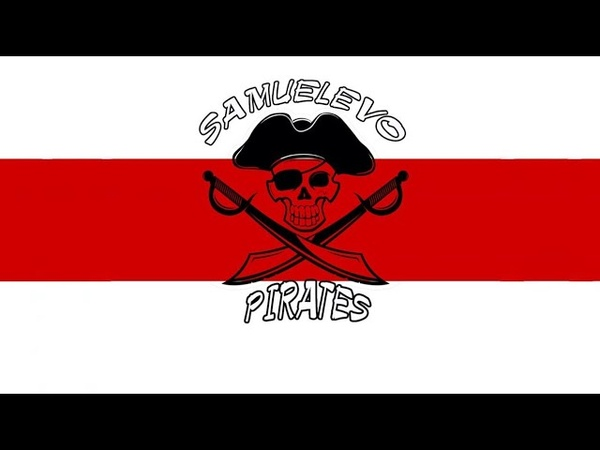 Pirates Samali Честер 2 Half