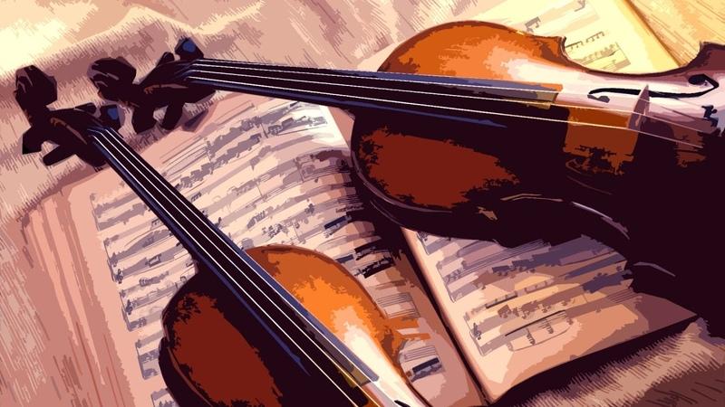 СКРИПКА Скрипка для души - очень красиво... Послушайте / Violin for the soul
