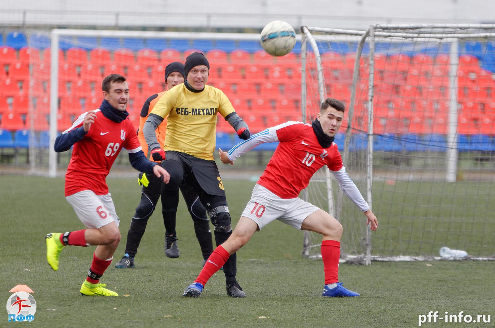 Первая лига ТДК. Малый кубок. Финал