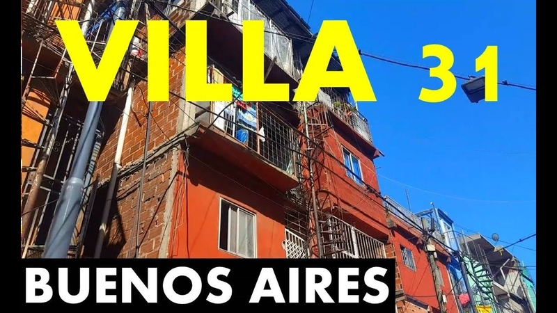VILLA 31😮 BUENOS AIRES 1 DE LOS BARRIOS O FAVELAS DE LA CAPITAL ARGENTINA ESTO FUE LO QUE VIVI 2020