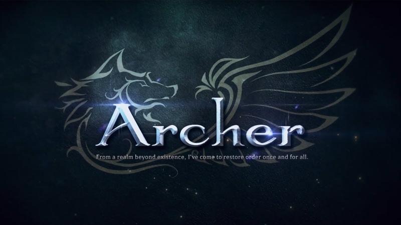 【PC版黒い砂漠公式】新クラス「アーチャー」 無料オンラインRPG