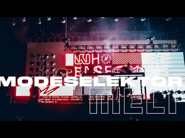 Modeselektor Live at Melt Festival 2019