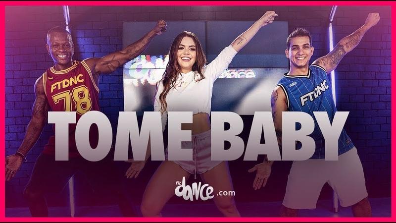 Tome Baby - MC Nedved | FitDance TV (Coreografia Oficial) Dance Video