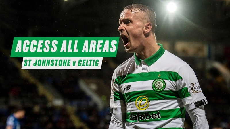 Access All Areas St Johnstone