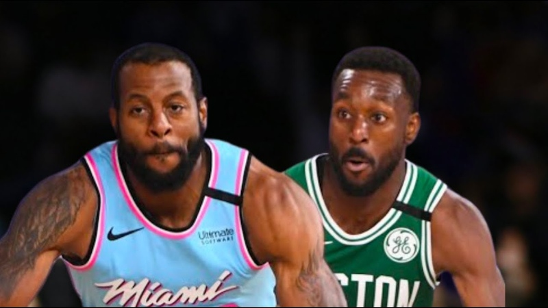 Boston Celtics vs Miami Heat - Full Game Highlights | 2020 NBA Restart