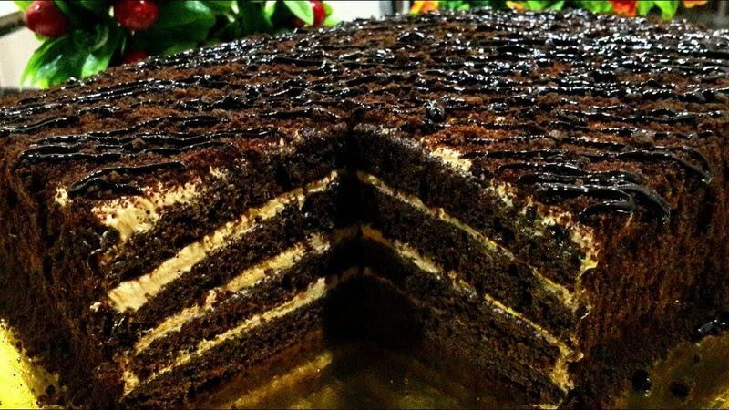 Бомбический Торт Причуда! Обязательно Попробуйте не Пожалеете!