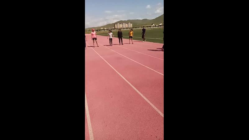 Предсоревновательная тренировка. Подготовка к Играм в Тунке