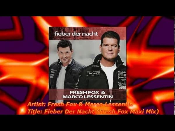 Fresh Fox Marco Lessentin Fieber der Nacht
