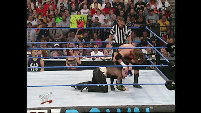 WWF SmackDown 03.05.2001 - Triple H vs Jeff Hardy