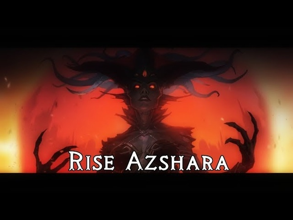 Sharm ~ Rise Azshara World Of Warcraft Song
