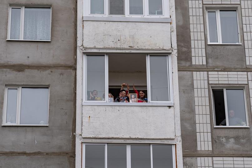 Ухта отметила День Победы, изображение №8