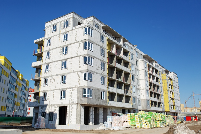 Отчет о ходе строительства ЖК «Апрель» май 2020, изображение №19