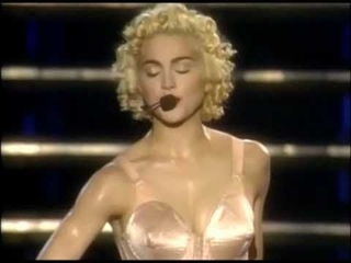 Madonna - Open Your Heart (Live 1990)