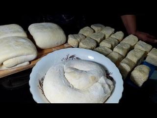 3 способа приготовления слоеного теста | Three ways to prepare puff pastry dough