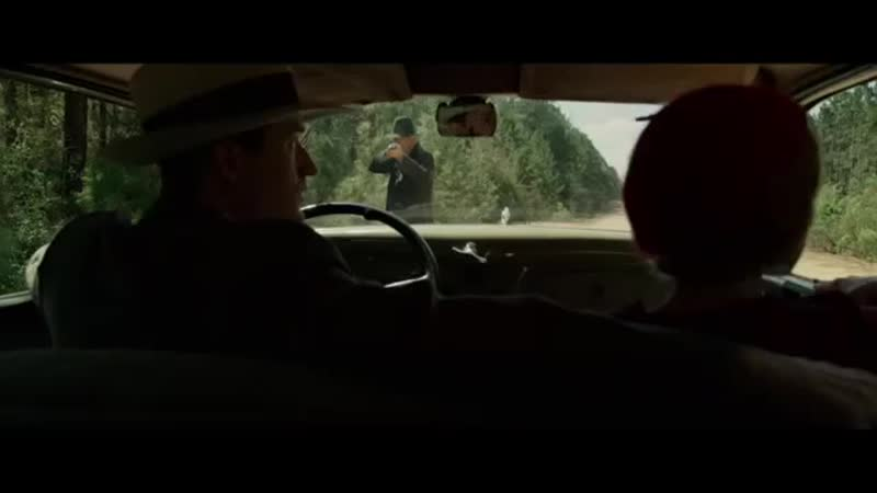 Bonnie and Clyde The Highwaymen Final shootout Last
