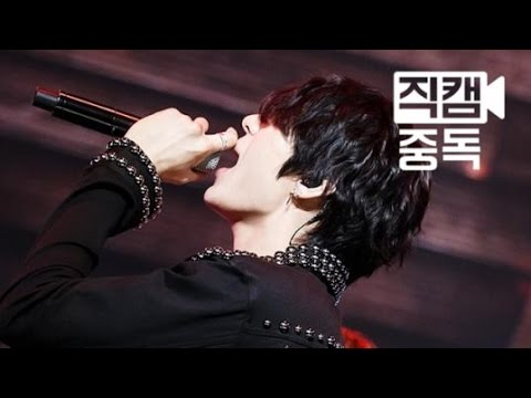 [Fancam] Leo of VIXX LR(빅스LR 레오) Beautiful Liar @M COUNTDOWN_150820 EP.70