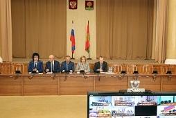 Итоги «Всеобуча» подведены на заседании областной комиссии