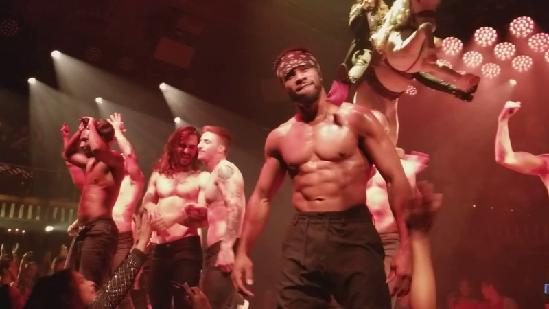 Magic Mike Live Las Vegas Finale to Ginuwine's Pony shot by Heather Vale