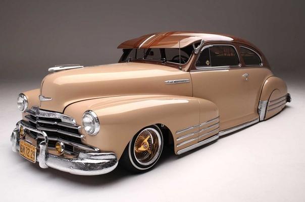 1947 Chevrolet Fleetline Lowrider.