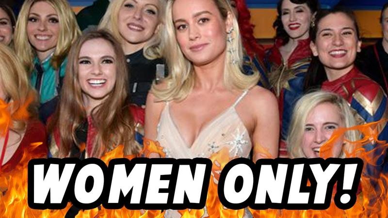 Captain Marvel 2 Disney Seeks ALL FEMALE Creative Team Brie Larson in Talks for Avengers 5 ??