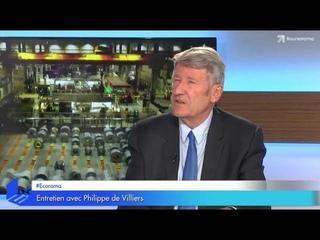 Philippe de Villiers : La deuxième vague ne sera pas que sanitaire mais surtout économique !