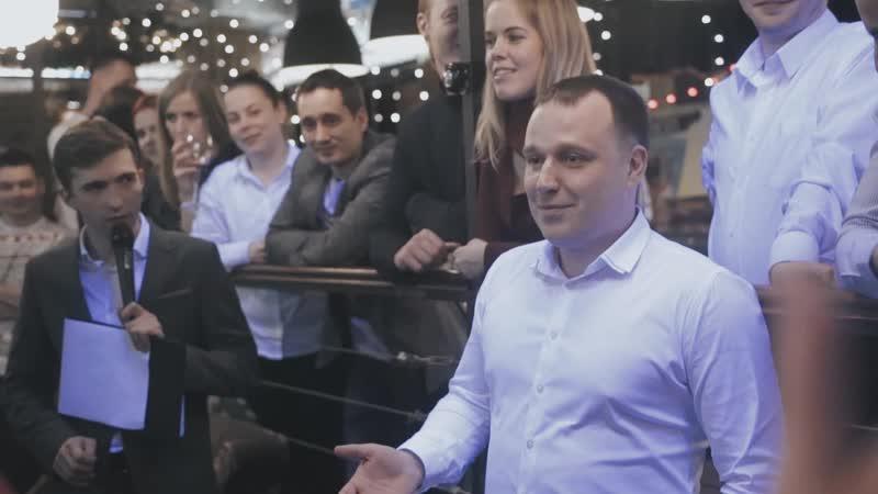 Мегафон новогодний корпоратив