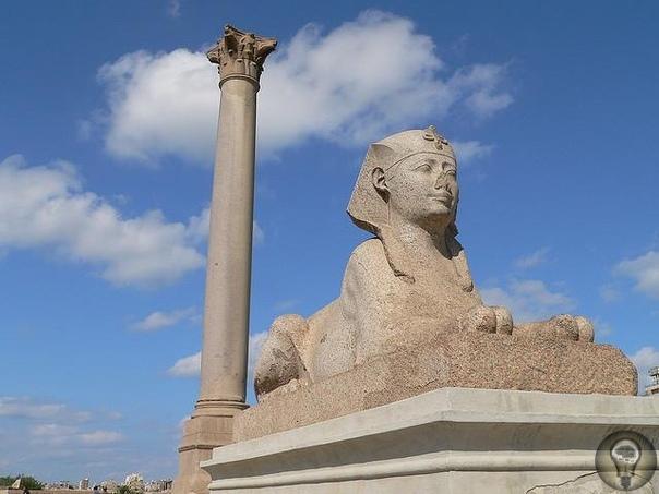 Помпеева колонна в Александрии
