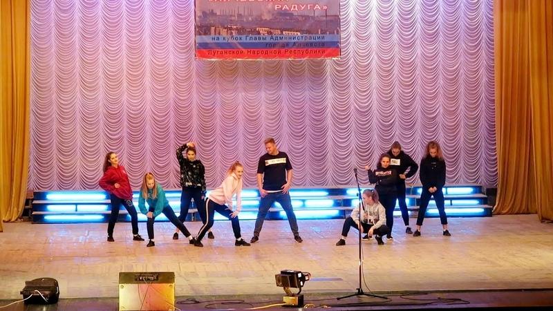 EXPLOSIVE DANCE Танцевальная академия THE FACTION танцевальное шоу Алчевская радуга 2019
