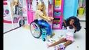 Барби история про неудачную шутку куклы Барби мультики играем в куклы распаковка
