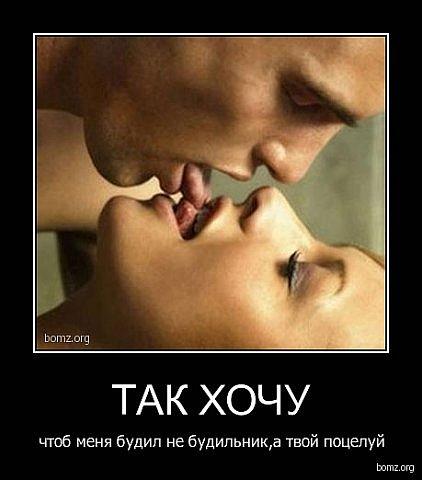 Картинка хочу целоваться с тобой