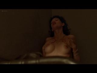 Пас де ла Уэрта (Paz de la Huerta) и Алекса Палладино (Aleksa Palladino) голые в сериале «Подпольная империя» (2010)